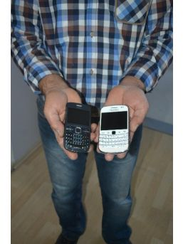 Çalınan Telefonları 2 Yıl Sonra Bulundu