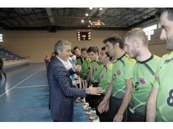 Görme Engelliler Futbol Şampiyonası Sona Erdi