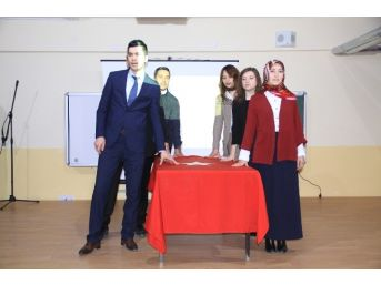 Sorgun'da Öğretmenler Günü Kutlandı