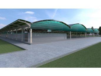 Çaycuma Belediyesi Kapalı Pazar Yeri Projesine Başladı