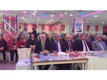 Chp Gölbaşı İlçe Kongresinde Başkan Ulug Güven Tazeledi