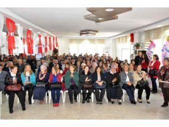 Chp Merkez İlçe Başkanı Hanifi Çavuş Güven Tazeledi