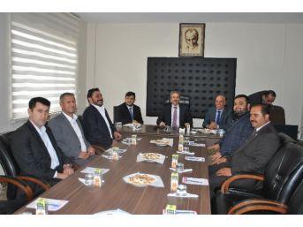 Akşehir Ve Eber Gölleri Çevre Koruma Birliği Toplantısı Yapıldı