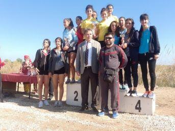 Aksaray Atletizm Takımı Türkiye Şampiyonasına Gidecek