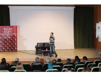 Bayburt'ta 3 Aralık Dünya Engelliler Günü Kutlandı