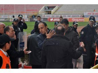 Boluspor Kulübü, Emniyet Müdüründen Özür Diledi