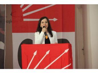 Chp Çan İlçe Başkanlığına Kadın Başkan