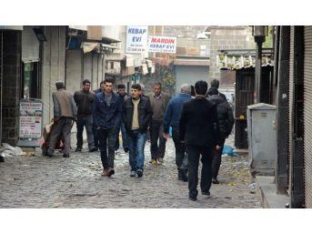Sur'da Yasak Kalktı, Tahribat Ortaya Çıktı