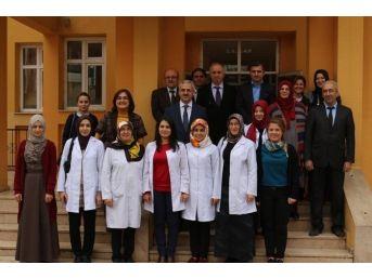 Başkan Yemenici Eğitim Kurumlarını Ziyaret Ediyor