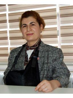 Gaziantep'te Chp'nin İlk Kadın Başkanı