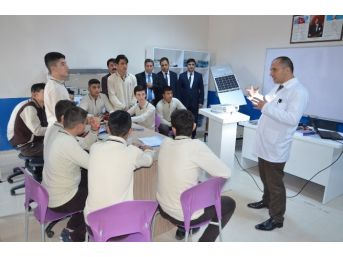 Kalifiye Eleman Sıkıntısı Osm Mesleki Ve Teknik Lisesi İle Çözülecek