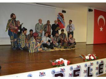 Kula Jeoparkını Keşfet Projesi Çalıştayı Başladı