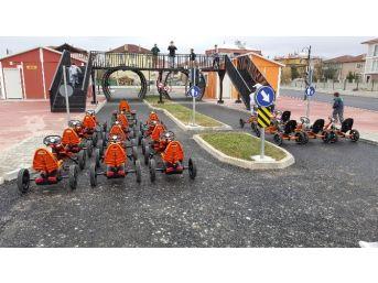 Akyazı Trafik Park'ta Geri Sayım Başladı