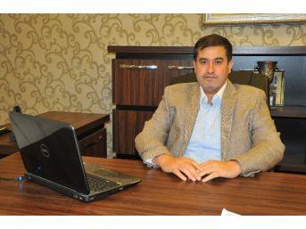 Chp Karaköprü İlçe Başkanı Murat Yazar Oldu