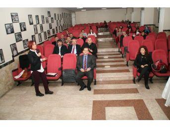 Zonguldak Toplum Sağlığı Merkezi'nden Bilgilendirme Konferansı