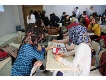 Üniversite Gençliğine Mangalayı Tanıttılar
