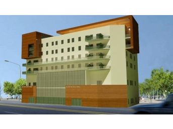 Koçarlı Belediye Hizmet Binasının Temeli Atılıyor