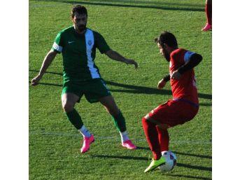 Dardanelspor Hazırlık Maçından Galip Ayrıldı