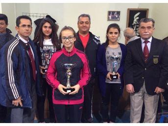 Adana Kurtuluş Kupası Masa Tenisi Turnuvası Tamamlandı