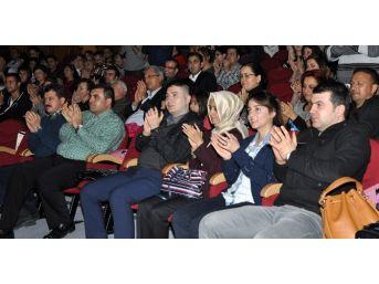Yargı Mensupları Tiyatro İzledi