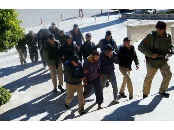 Uyuşturucu Yüklü Geminin Mürettebatı Tutuklandı