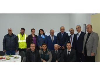 Baü'de Botanik Bahçesi Göleti Çalışmaları Değerlendirildi