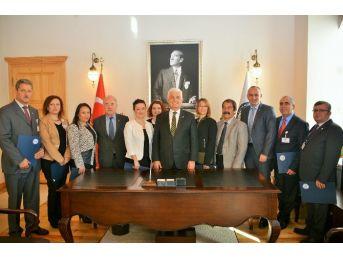 Büyükşehir'in 8 Başarılı Personeli Şube Müdürü Kadrosu'na Atandı