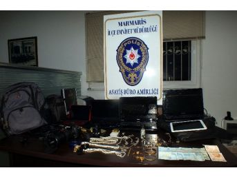 Lüks Villa Hırsızları Tutuklandı