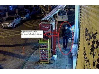 Tütün Çalan Şahıs Yakalandı
