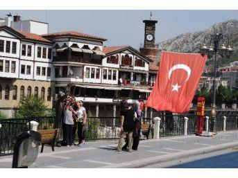 'şehzadeler Şehri'ne 478 Bin Turist