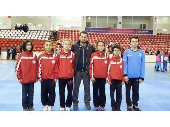Bartınlı 6 Taekwondocu Yarı Finale Yükseldi