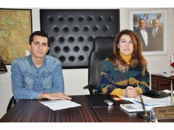 Ak Parti Ödemiş'ten Bayırbucak Türkmenlerine Yardım Eli