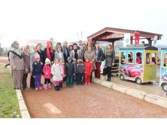 Ödemiş 125. Yıl Kültürpark'ta Karne Sürprizi