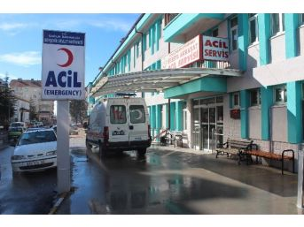 Beyşehir'de 13 Kişi Sobadan Sızan Gazdan Zehirlendi