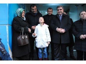 Ak Parti Amasya Teşkilatından Bayır Bucak Türkmenlerine 2 Tır Yardım