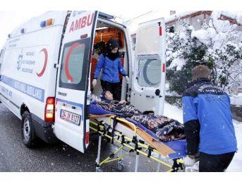 Büyükşehir, Trafik Kazası Geçiren Gökhan'a Yardım