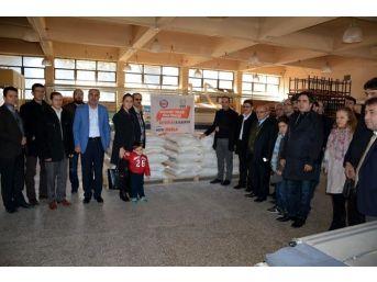 Bayırbucak Türkmenlerine Un Yardım Kampanyası