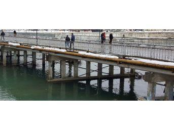 Alaplı'daki 55 Yıllık Köprü Tehlike Saçıyor