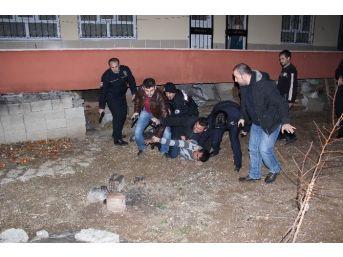 37 Suçtan Aranan Şahıs İle Polis Arasında Kovalamaca
