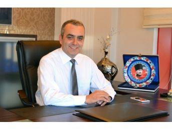 Chp Antalya İl Başkanının Silahı Çalındı
