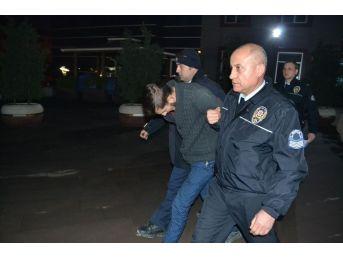 9 İş Yerini Soyan Hırsız Tutuklandı