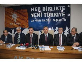 Gümrük Ve Ticaret Bakanı Tüfenkci Elazığ'da (2)