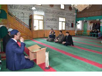 Eskişehirli Şehit Yusuf Haldun Uslu, Seyitgazi'deki Bütün Camilerde Yad Edildi