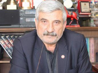Sgd Başkanı Durak, Başbakan Yardımcısı Kurtulmuş'un Yapacağı Toplantıya Davet Edildi