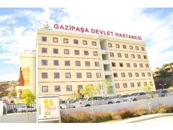 Gazipaşa Devlet Hastanesinde Mesai Dışı Muayene Hizmeti Başladı