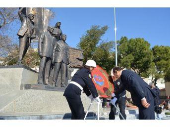 Atatürk'ün Söke'ye Gelişinin 92. Yıldönümü Kutlandı