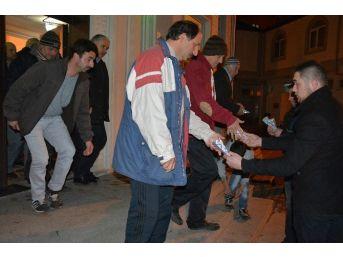 Görele Belediyesi Şehitler İçin Mevlit Okuttu