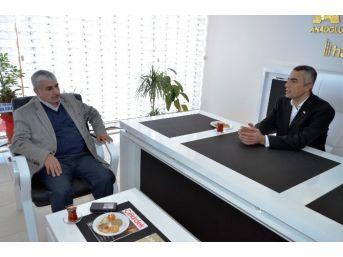 Filistin İslami Hareketi Türkiye Sözcüsü Mehmet Ekici: