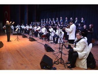 'turnaların Türküleri' Konseri Mersinlilerin Gönlünü Fethetti