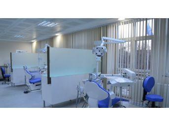"""Rektör Çelik; """"diş Hekimliği Fakültesi Kliniğimizin Açılışı İçin Son Noktaya Geldik"""""""